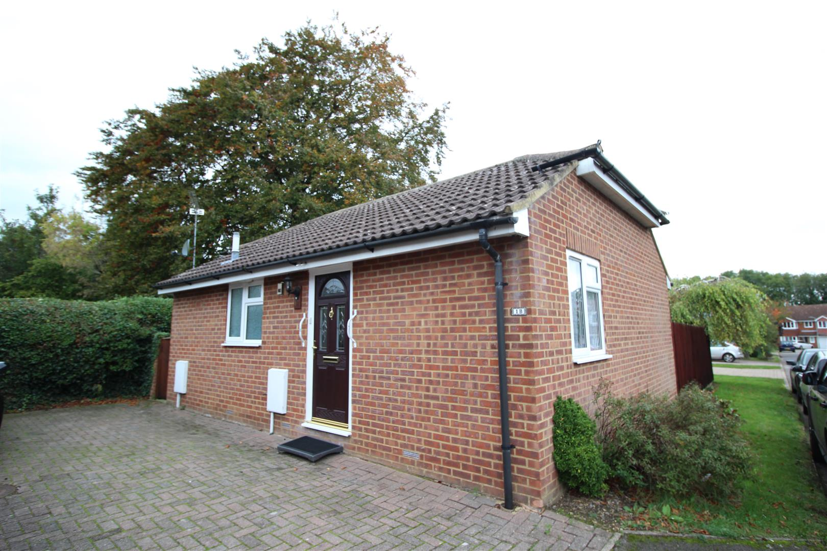 RARELY AVAILABLE detached two bedroom bungalow in Winslow on a popular road close to the high street. The property benefits from gas central heating, conservatory and off road parking.<br/><br/>The property consists of: